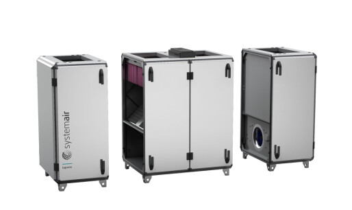 • Systemair lanserer ny Topvex