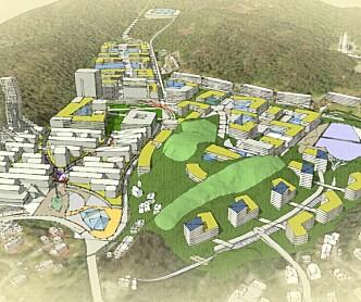 Angarde- en mulig oppskrift på hvordan utvikle en smart by