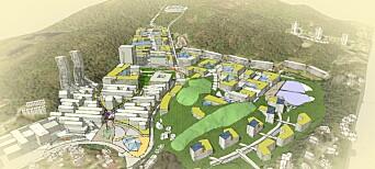 Angarde - en mulig oppskrift på hvordan utvikle en smart by