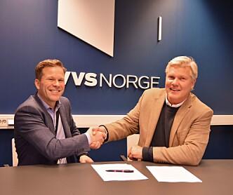 • VVS Norge inngår partnerskap