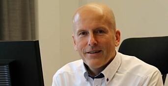 Knut Skogstad, administrerende direktør Flexit AS