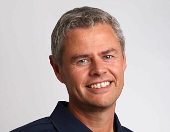 Espen Karlsen, salgssjef for avdeling VVS Norge
