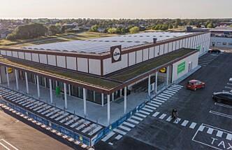 Verdens første klimanøytrale matbutikk