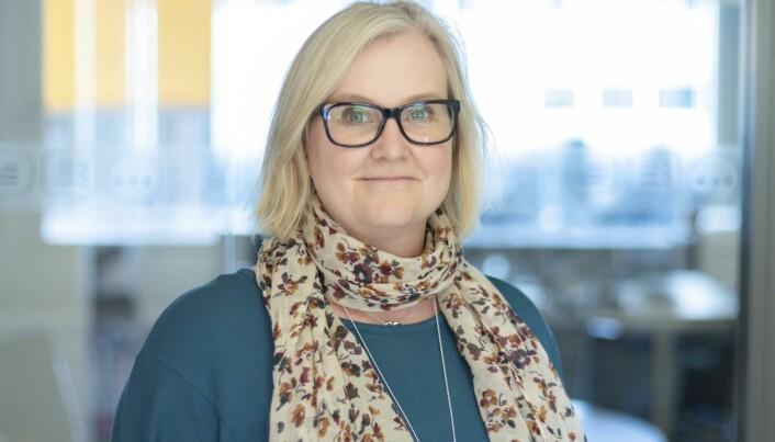 INTERNASJONALT: Pia Stoll i den grønne byggalliansen i Sverige, SGBC, forteller at andre land spør om NollCO₂-ordningen skal lanseres internasjonalt.