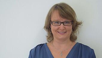 GLAD: Rehva-sjef Anita Derjanecz roser initiativet fra EU-kommisjonen.