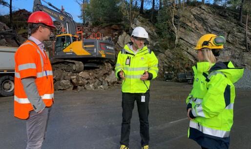 Dette må løses før Bergen når målet om utslippsfrie byggeplasser