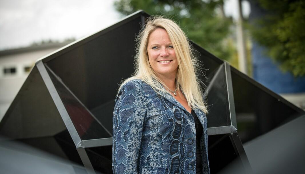 ENDRINGER: Heidi Tveide og Mesterbrevnemnda har helt ny lov på gang, men kan ikke si ennå om hver enkelt rørleggermester har endringer i vente.