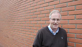LØSNING: Morten Samuelsen oppfordrer til å beskytte rørene med kanaler.