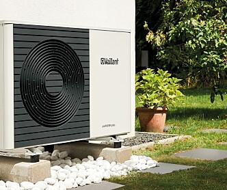 Med aroTHERM plus beviser Vaillant at det er mulig å lage luft-til-vann-varmepumper som er både effektive og miljøvennlige