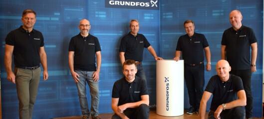 Digital VVS-samling hos Grundfos