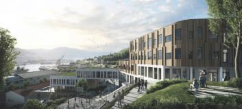 Et lærebokeksempel på fremtidens skolebygg
