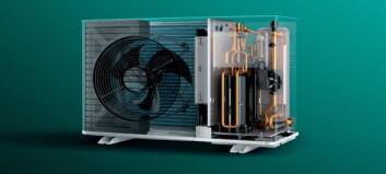Ny supereffektiv og miljøvennlig luft-til-vann-varmepumpe fra Vaillant setter en helt ny standard