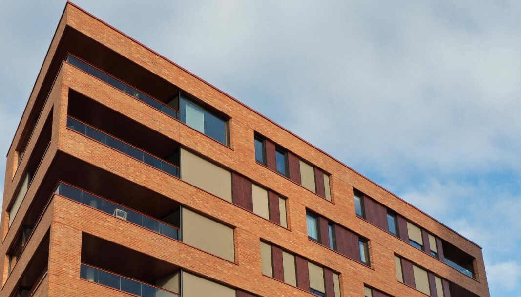 MULIGHETER: Bygninger er den sektoren der det går an å spare penger på å kutte store utslipp (Illustrasjonsfoto – bygningene på bildet er tilfeldig valgt).