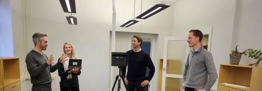 Gammelt praktbygg får nytt liv med 3D-teknologi