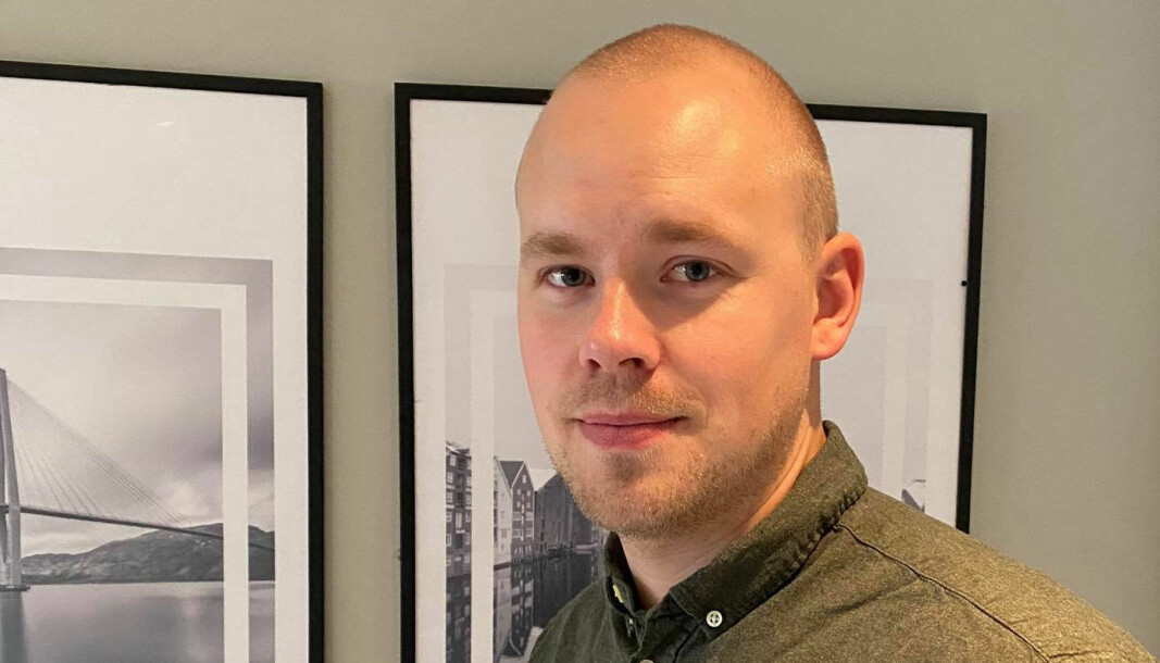 Kim Andre Johnsen er oppmåler for Fellesforbundet, og ser daglig hvor mange fordeler man får som bedrift og som rørlegger ved å bruke akkordtariffen.
