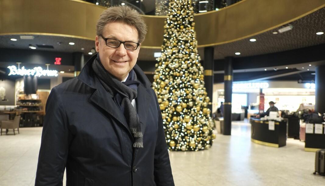 SER FREMOVER: Styreleder i NemiTek, Jon-Viking Thunes.