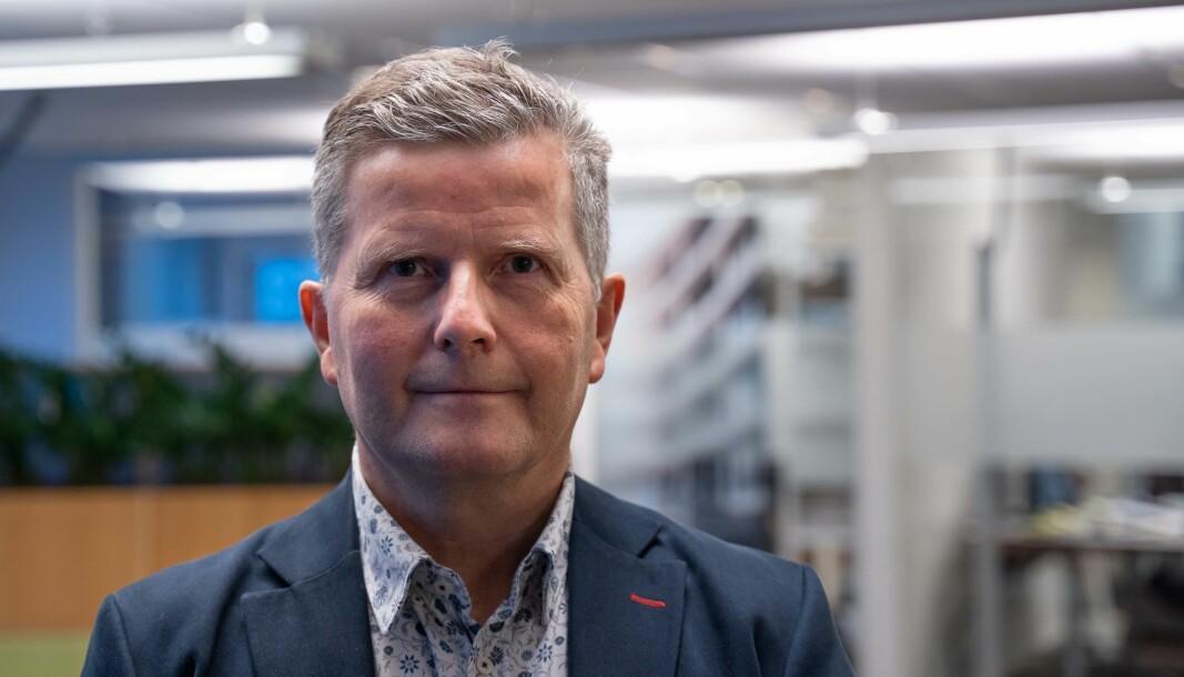 MILJØSJOKKERT: EPD Norge-sjef Håkon Hauan bommet på alle spådommene sine for 2020. Økningen ble mye større enn de mest optimistiske gjetningene.