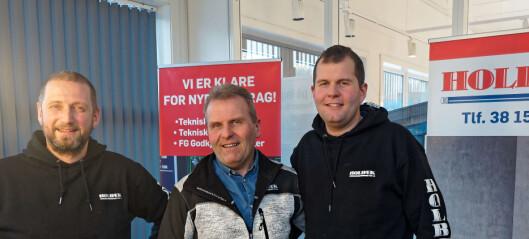 Langer ut mot VVS Norge