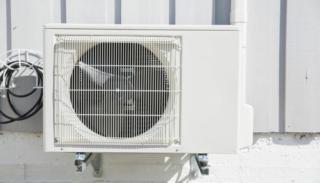 AVGIFTSHOPP: Går varmepumpen i stykker, kan den bli dyr å erstatte.