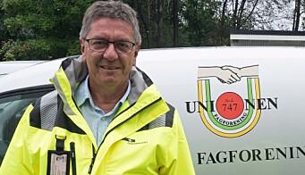 RØRLEGGEROMSTILLING: Små håndverksbedrifter rammeds, og rørleggere er blant dem som reiser ofte fra plass til plass og må regne med omstilling, sier fagforeningsleder Jorge Dahl.