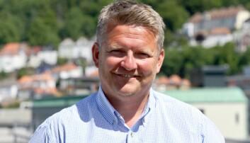 FORHANDLET: Morten Husa i Rørentreprenørene Vest er full av godord etter lange diskusjoner med Bergen kommune.