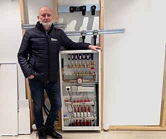 Høiax lanserer prefabrikkerte fordelerskap