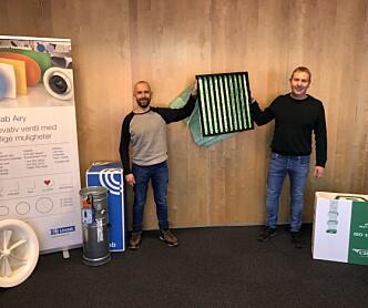 Camfil Norge og Lindab Norge tar samarbeidet et skritt videre