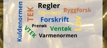Webinar: Regler og føringer i VVS-bransjen