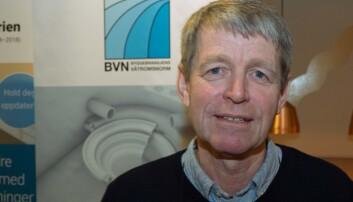 ROSER: – De som bruker modulbad, får et veldig godt produkt, sier Lars-Erik Fiskum