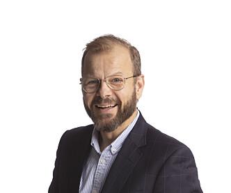 Heikki Eidsvoll Holmås blir bærekraftleder i Multiconsult