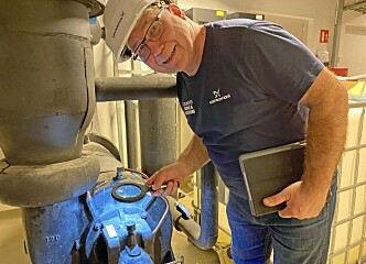 Pumpe-Knut er bærekraft-ambassadør