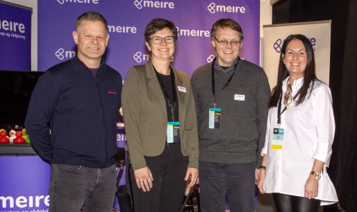 VVS Norge inngår partnerskap med Meire