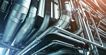 Overlevering og oppstart av ventilasjonsanlegg