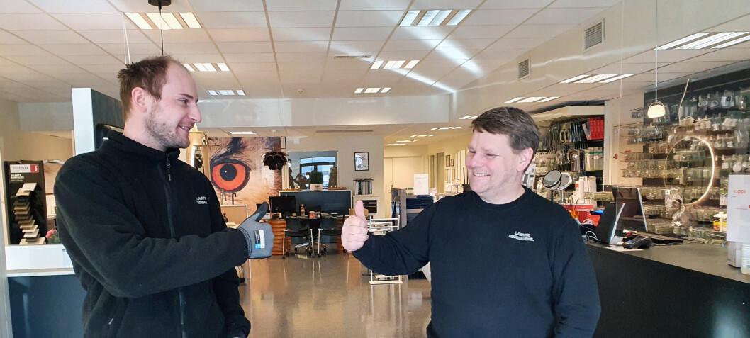 Larvik Rørhandel nominert til Årets Lærebedrift 2021
