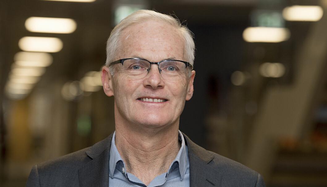 Konkurransedirektør Lars Sørgård i Konkurransetilsynet.