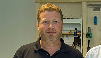 Teknisk sjef Thorn Fredrik Hemsen i Armaturjonsson AS.