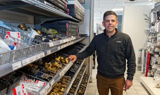 Debuterte i Rørfag som 11-åring - nå har han blitt sprinklergründer