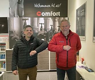 VVS Norge-medlemmer etablerer sprinklerselskap