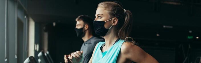 Ventilasjon og luftrensing tar virus