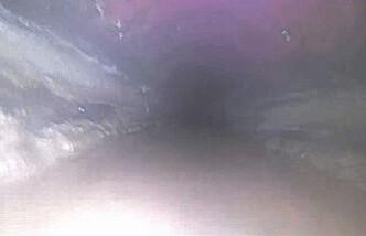 Slik ser røret ut etter rørfornying