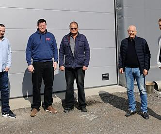 VVS Comfort blir nytt medlem i VVS Norge Prosjekt