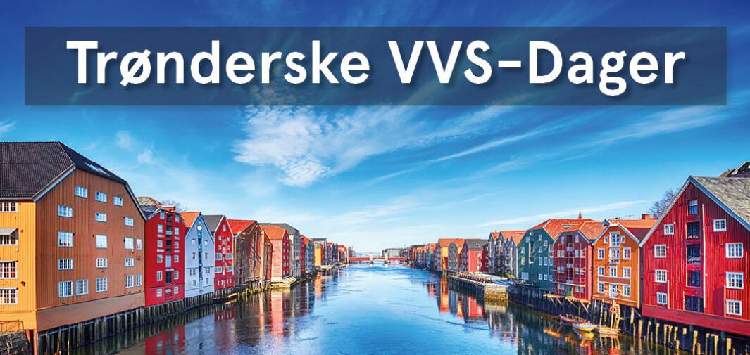 Trønderske VVS-Dager 4. november 2021