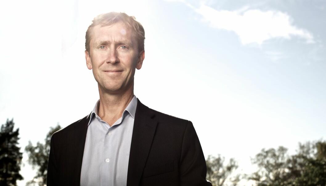 Gustav Line, konsernsjef i SmartCraft.