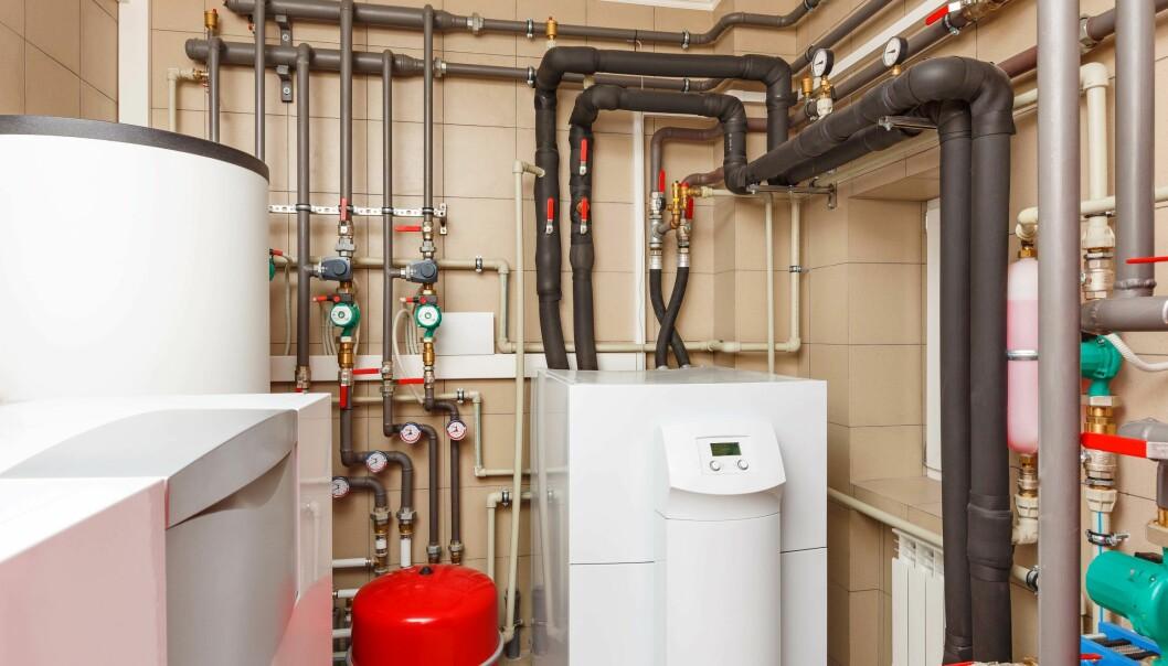 FLEKSIBELT: Uansett hvilken varmekilde som brukes i den nyoppførte bygningen, så skal den kunne byttes ut senere.