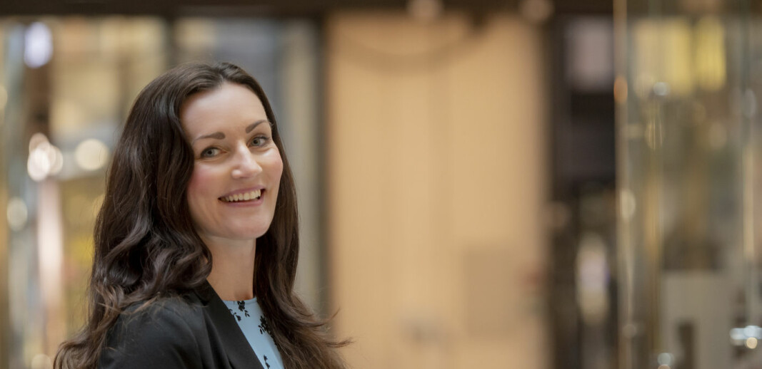 Kari Øgle Kjensberg, administrerende direktør i Comfort-Kjeden og Bademiljø.