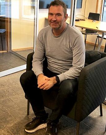 Arild Skår, prosjektleder og -utvikler i VB-bedriften Skår VVS.