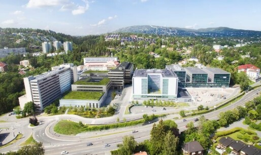 AF sikrer energikontrakter på Radiumhospitalet