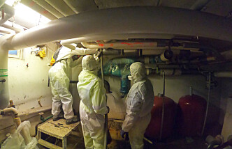 Ny bølge av asbestproblemer
