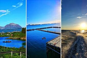 Sommerfest med NemiTek Helgeland