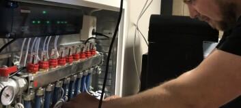 Rørleggeren - den nye smarthusleverandøren